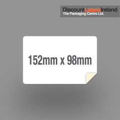 152mm x 98mm Label