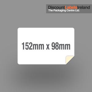 152mm x 98mm Label
