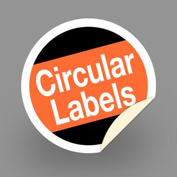 Circular-labels